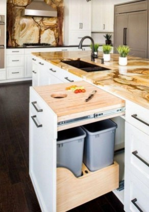 Creative Kitchen Island Design Ideas For Your Home 44