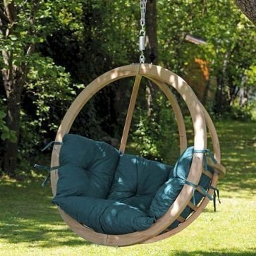 Creative Swing Chairs Garden Ideas That Looks Adorable 09