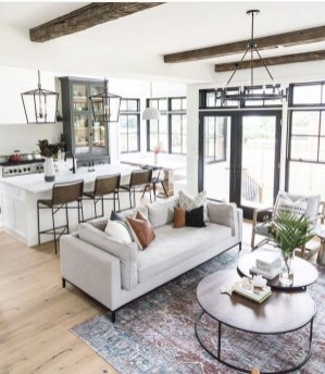 Cute Living Room Design Ideas For You To Create 07