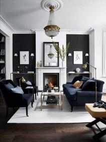 Cute Living Room Design Ideas For You To Create 14