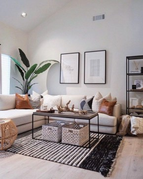 Cute Living Room Design Ideas For You To Create 15