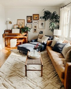 Cute Living Room Design Ideas For You To Create 41