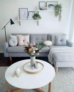 Cute Living Room Design Ideas For You To Create 43