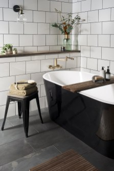Enjoying Small Bathroom Floor Tile Design Ideas To Inspire You 10