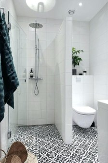 Enjoying Small Bathroom Floor Tile Design Ideas To Inspire You 11
