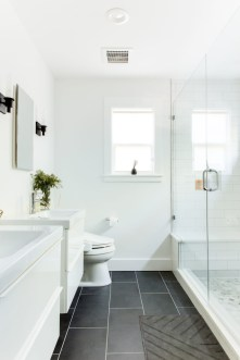 Enjoying Small Bathroom Floor Tile Design Ideas To Inspire You 19