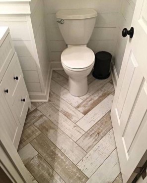 Enjoying Small Bathroom Floor Tile Design Ideas To Inspire You 33