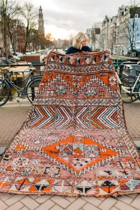 Fancy Colorful Moroccan Rugs Decor Ideas That You Need To Know 15