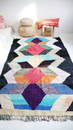 Fancy Colorful Moroccan Rugs Decor Ideas That You Need To Know 16