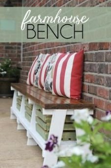 Latest Diy Storage Bench Design Ideas For Your Unique Living Room Decoration 12