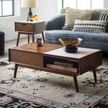 Marvelous Mid Century Modern Coffee Table Ideas To Try This Month 02