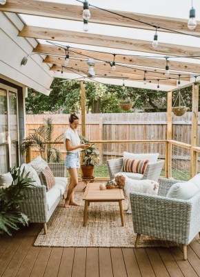 Newest Home Outdoor Decoration Ideas For Enjoying Your Days 09