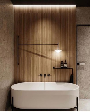 Pretty Bathroom Accessories Design 07