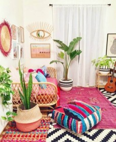 Pretty Bohemian Style Decorating Ideas For New And Reliable Inspirations 03