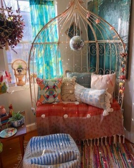 Pretty Bohemian Style Decorating Ideas For New And Reliable Inspirations 07