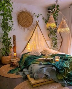 Pretty Bohemian Style Decorating Ideas For New And Reliable Inspirations 10