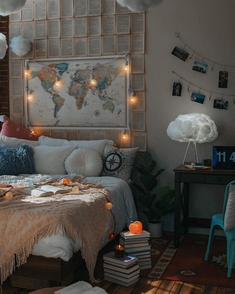 Pretty Bohemian Style Decorating Ideas For New And Reliable Inspirations 13