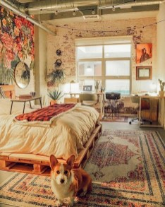 Pretty Bohemian Style Decorating Ideas For New And Reliable Inspirations 22