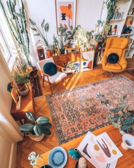 Pretty Bohemian Style Decorating Ideas For New And Reliable Inspirations 34