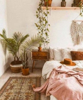 Pretty Bohemian Style Decorating Ideas For New And Reliable Inspirations 36