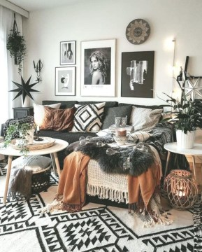 Pretty Bohemian Style Decorating Ideas For New And Reliable Inspirations 42