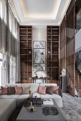 Pretty Chinese Living Room Decor Ideas To Try Asap 26