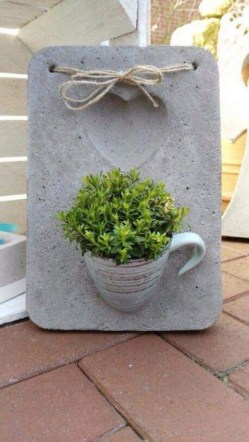 Relaxing Diy Concrete Garden Boxes Ideas To Make Your Home Yard Looks Awesome 12
