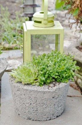 Relaxing Diy Concrete Garden Boxes Ideas To Make Your Home Yard Looks Awesome 30