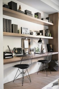 Unique Small Home Office Design Ideas To Try Asap 02