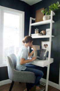 Unique Small Home Office Design Ideas To Try Asap 04