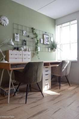 Unique Small Home Office Design Ideas To Try Asap 09