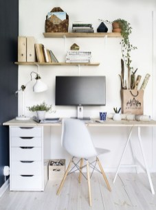 Unique Small Home Office Design Ideas To Try Asap 12