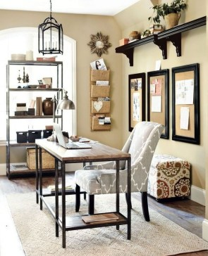 Unique Small Home Office Design Ideas To Try Asap 16