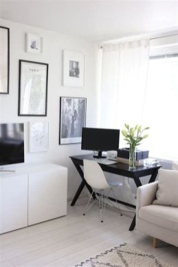 Unique Small Home Office Design Ideas To Try Asap 34