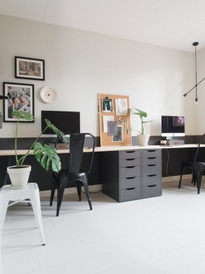 Unique Small Home Office Design Ideas To Try Asap 42