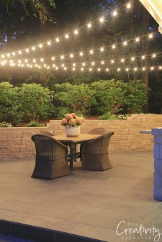Adorable Diy Light Design Ideas For Stunning Home Outdoor 21