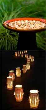 Adorable Diy Light Design Ideas For Stunning Home Outdoor 30