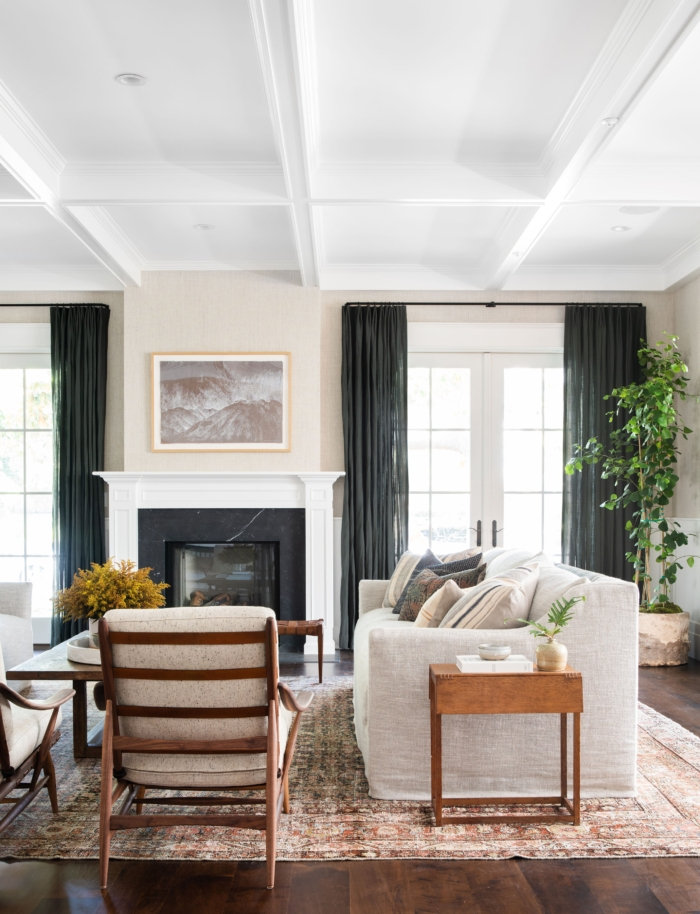 Attractive Family Room Designs Ideas That Will Inspire You 12