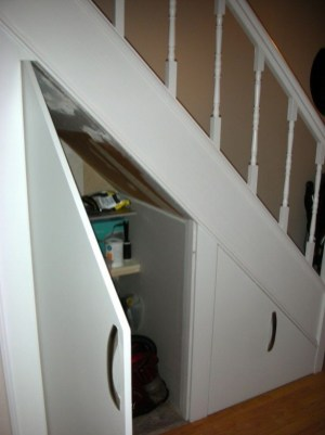 Awesome Storage Ideas For Under Stairs To Try Asap 33