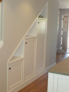 Awesome Storage Ideas For Under Stairs To Try Asap 37