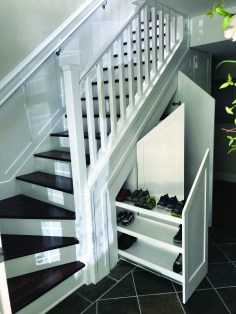 Awesome Storage Ideas For Under Stairs To Try Asap 39