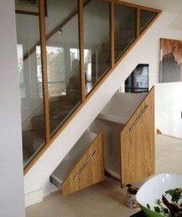 Awesome Storage Ideas For Under Stairs To Try Asap 50