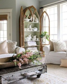 Beautiful French Country Living Room Decor Ideas To Copy Asap 05