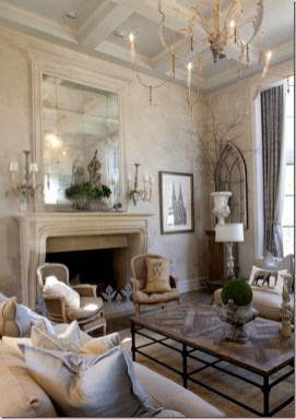 Beautiful French Country Living Room Decor Ideas To Copy Asap 17