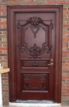 Best Wooden Door Design Ideas To Try Right Now 01