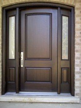 Best Wooden Door Design Ideas To Try Right Now 02