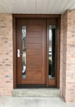 Best Wooden Door Design Ideas To Try Right Now 04
