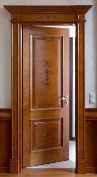 Best Wooden Door Design Ideas To Try Right Now 05