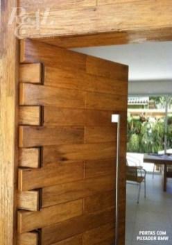 Best Wooden Door Design Ideas To Try Right Now 07