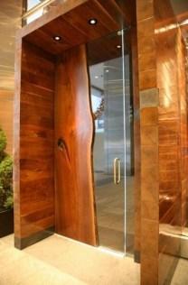 Best Wooden Door Design Ideas To Try Right Now 11